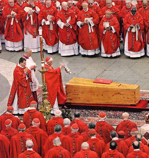 Funeral service of John Paul II